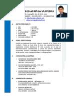 Cv Gilbert Arriaga-PDF
