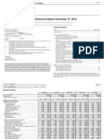 Us Bancorp Preformance Report Year End December 2012