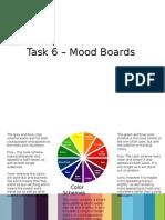 Task 6- Mood Boards