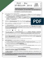 Puc Rj 2013 1 Prova Completa c Gabarito 2o Dia Grupo IV (1)
