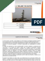 Reporte Instalacion Drillmec