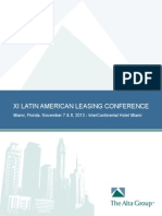 Brochure XI Leasing Conference