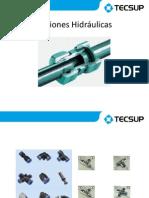 Uniones en mangueras y tuberías hidráulicas 1