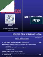DERECHO DE LA SEG SOCIAL introducción 2