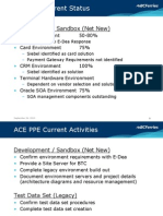 ACE PPE Environments Discussion