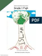 Madarsa AhleBait (a.s.) - Grade 1 - Fiqh