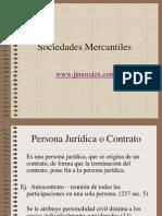 SOCIEDADES MERCANTILES GUATEMALTECAS