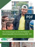 Brochure CAO Welzijn