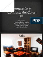 Interacción y Contraste del Color2