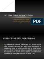 Solucion de Taller de Cableado Estructurado