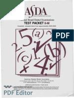 Nbde Ii_test Packet II-m (2000-2008)(1)