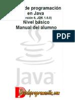 Curso de Programación en Java Español – Nivel Básico