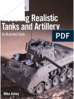 Mike Ashey - Modeling Realistic Tanks and Artillery
