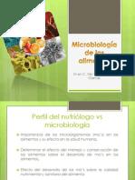 1. Microbiología de alimentos