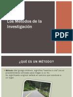Metodoligia de La Investigacion