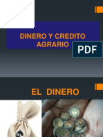 Dinero y Credito Agrario