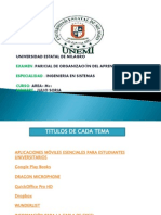 Examen de Julio Soria