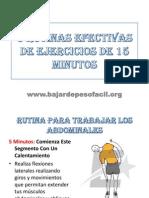 3rutinasefectivasdeejerciciosde15minutos-120331102444-phpapp01
