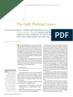 The Eight Flashing Lances
