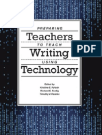 Preparing Teachers to Teach Writing using Technology