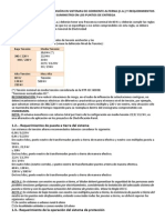 FRECUENCIA, NIVELES DE TENSIÓN EN SISTEMAS DE CORRIENTE ALTERNA (C.A.) Y REQUERIMIENTOS DE SUMINISTRO EN LOS PUNTOS DE ENTREGA