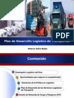 5 Plan de Desarrollo Logístico de Transportes