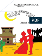 Crazy For You Program