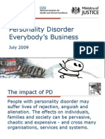 Personality Disorder - Everybody's Business