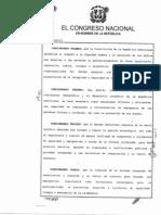 Ley 140-13 que establece el Sistema Nacional de Atención a Emergencias y Seguridad 9-1-1