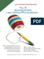 Organizacion de actividades culturales