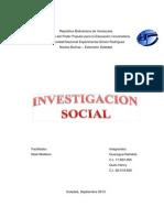 trabajo de investigación Social henry y cora 9 semestre