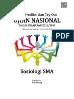 Soal Prediksi UN Sosiologi SMA 2013