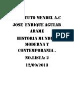 Instituto Mendel A