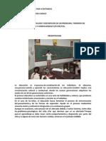 problema educativo  fase a distancia III Introducció1