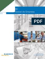 Kardex Corporate Brochure ES 30062009