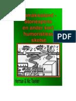 Namakwaland Stories Pens en Kort Humoristiese Sketse