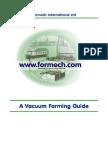 Formech Vacuum Guide