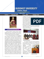 Lumbini Buddhist Vol 3 No 1