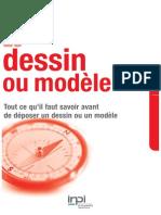 Brochure Dessin Ou Modele