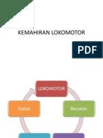 Lokomotor SDP