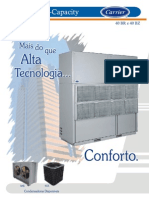 Carrier - Unidades Self Contained