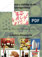 Importancia y Utilidad de los Microorganismos.pptx