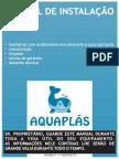 Manual Técnico de Instalação de Banheiras e SPAS