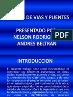 Diapositivas de La Estructura de Obras Civiles - Puentes y Vias
