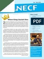 Berita NECF - January-March 2013