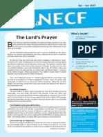Berita NECF - April-June 2013