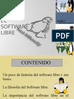 3. Software Libre