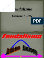 Unidade 7 Feudalismo