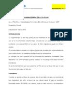 Protocolo Oxigenoterapia de Alto Flujo 2013