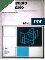 Alain Badiou- El Concepto de Modelo